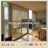 Graceful roller shades room darkening material for roller blinds