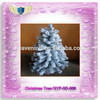 2015 Hot selling Snowing Flocked Christmas Tree