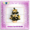 2015 Hot selling Potted Artificial Christmas Tree for home Christmas celebrations