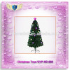 2015 high-end LED fiber optic artificial Christmas Tree for Christmas Decorations