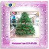 Hot Selling Plastic Artificial Pine Needles Christmas Tree for Christmas Decorations