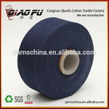 oe recycled cotton yarn blended polyester cotton yarn regenerated yarn