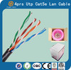 2013 HOT Sale UTP Cat5e Lan Cable 4pr 24awg With ETL RoHS CE