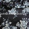 370T twill shiny nylon-polyester fabrics