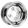 8*3.75/8*5.375/8*7 steel trailer wheel/Golf wheel