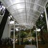 polycarbonate sunshade roof sheet