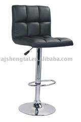 Black modern bar chair