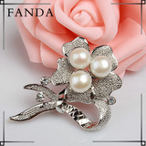 Pearl Corsage/corsage pins wholesale