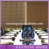 Sanming elegance rainbow basic style high quality shangri-la roller blinds