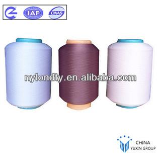dope dyed nylon 6 yarn