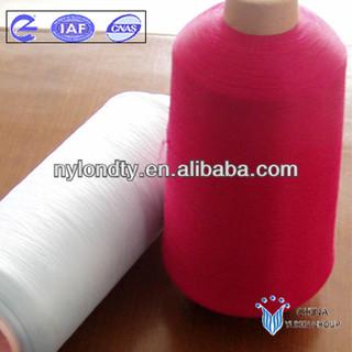 dope dyed nylon