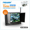 7 inch 1024x600 resolution wireless LCD monitor for CCTV