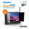 7 inch wireless FPV monitor with DVR function