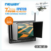 7 inch professional plastic DVR monitor for FPV