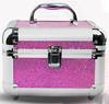 Modern Aluminum Cosmetic Case Vanity box