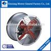 Industrial ventilating axial exhaust fan