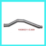 Manufacture selling stainless steel automobile air inlet pipe