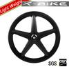 2014 XBIKE 5 spoke carbon chinese bicycle wheels 700c