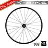2014 XBIKE the lightest road disc brake wheels 700c chinese carbon wheels