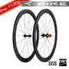 2014 XBIKE ultralight carbon wheels 700c tubular high quality bike wheels