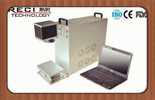 Alibaba fiber laser marking machine 10 watt 20 watts of portable mini fiber laser engraver for laser engrave metal