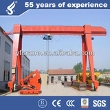 A-Frame Single Girder Gantry Crane 20 ton