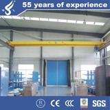 Heavy duty mobile workshop 10 ton overhead crane