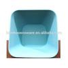 biodegradalbe eco friendly bamboo fiber eco square bowl