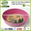 bamboo fibre biodegradable and eco friendly kid bowl food bowl soap bowl