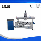 China high-end Hobon HYB-2 bentwood chair making cnc router machine