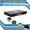 16 channel 128 sims gsm gateway gsm modem sim bank voip internet calls,