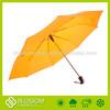 3 Fold Auto open & close umbrella, Nylon fabric, Promotional umbrella