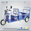 Zip Star 800w electric tricycle for adults popular in South America