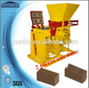 paving brick molding production line Eco Brava B red stone eco bricks sand brick making machine