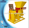 hydraulic press brick machine interlocking brick machine Eco Brava B interlocking brick machine price