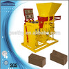 interlocking paving block machine Eco Brava B different types of bricks