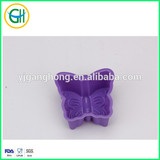 Hot sale funny silicone butterfly shaped cake mold