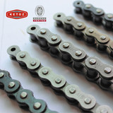 Jiangxi KETOZ honda motorcycle spare parts steel motorcycle chain with top quality