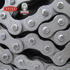 Motorcycle parts Type Suzuki parts durable 4 side reiveted motorcycle transmission chain