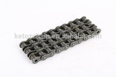 Roller chain British Standard high tensile strength carbon steel material