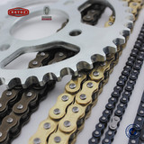 Good Price Motorcycle Chain Type Motocrcycle Chain and Sprocket 420, 428,428H,520