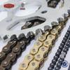 Best 40Mn Alloy Motorcycle Chain Sprocket Kit for Suzuki, Harley, Honda Motorcycles