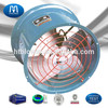 Aluminum Blade Material DC axial Duct Fan