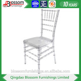 Resin top quality colorful wedding ice chiavari chairs