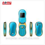 1.44 inch dual sim card mobile phone , flip mobile phone