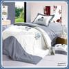 Wholesale twin size 100% cotton reactive bedding set