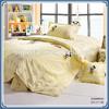 Hot selling cartoon design twin size 100% cotton reactive bedsheet