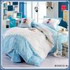 Cartoon design 100% cotton elegant reactive printing bed sheet