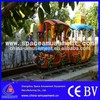 [space amusement]Amusement Park Eletric Train Ride For Sale