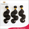 YiChang 100% vrigin remy human hair Body Wave style